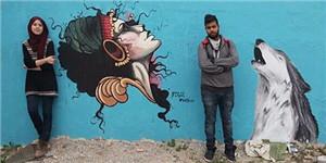 没有街头艺术的国家是没有生机的