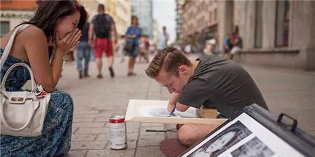 梦想至上!17位残疾艺术家与他们的作品